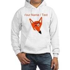 Custom Winking Fox Jumper Hoody
