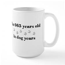 95 dog years 3-2 Mugs