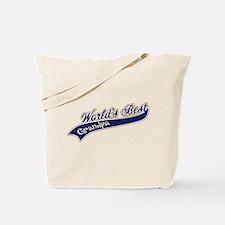 Worlds Best Grandpa Tote Bag