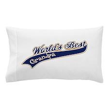 Worlds Best Grandpa Pillow Case