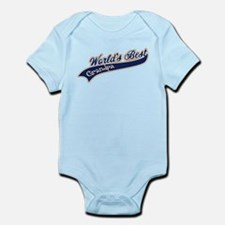 Worlds Best Grandpa Infant Bodysuit