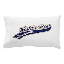 Worlds Best Grandma Pillow Case