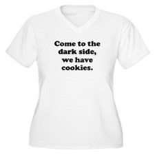 We Have Cookies Plus Size T-Shirt