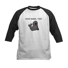 Custom Baby Seal Baseball Jersey