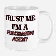Trust Me, I'm a Purchasing Agent Mugs