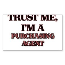 Trust Me, I'm a Purchasing Agent Decal