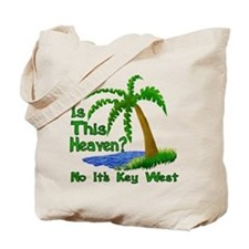 Is This Heaven? Tote Bag