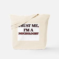 Trust Me, I'm a Psychologist Tote Bag