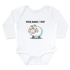 Custom Cartoon Sheep Body Suit