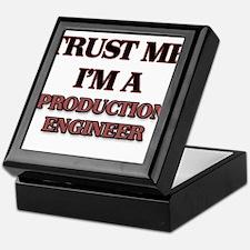Trust Me, I'm a Production Engineer Keepsake Box