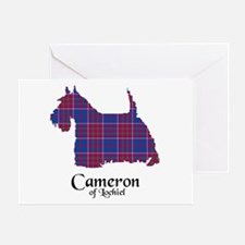 Terrier-Cameron of Lochiel Greeting Card