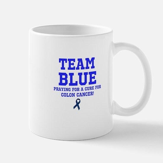 Team Blue Mugs