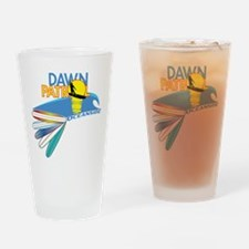 Dawn Patrol Oceanside Drinking Glass