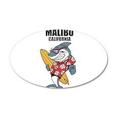 Malibu, California Wall Decal