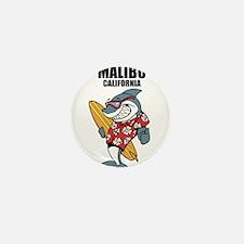 Malibu, California Mini Button (10 pack)