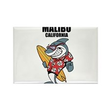 Malibu, California Magnets