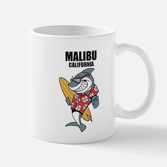 Malibu, California Mugs