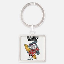 Malibu, California Keychains