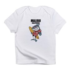 Malibu, California Infant T-Shirt