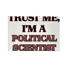 Trust Me, I'm a Political Scientist Magnets