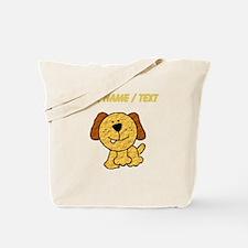Custom Three Legged Dog Tote Bag
