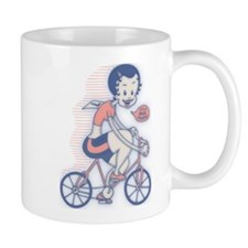 On my Cycle Mug