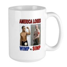PUTIN WINS Mugs
