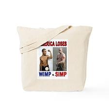 PUTIN WINS Tote Bag