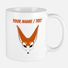 Custom Red Fox Mugs
