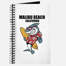 Malibu Beach, California Journal