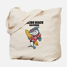 Malibu Beach, California Tote Bag