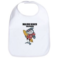 Malibu Beach, California Bib
