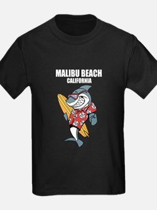 Malibu Beach, California T-Shirt