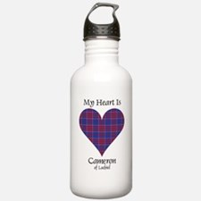 Heart-Cameron of Lochi Water Bottle