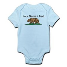Custom California Bear Body Suit