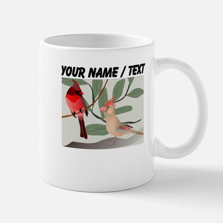 Custom Cardinals Mugs