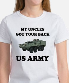 My Uncles Got Your Back ARMY Tee