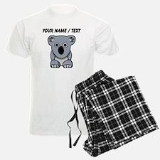 Custom Cartoon Koala pajamas