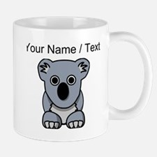 Custom Cartoon Koala Mugs