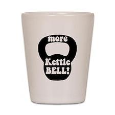 More Kettlebell Shot Glass