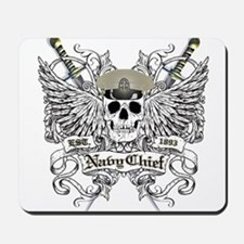 Chief wingskull Mousepad