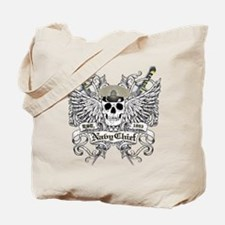 Chief wingskull Tote Bag