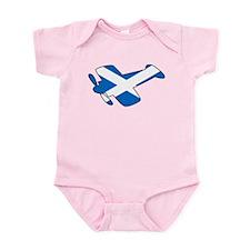 Scot's Airplane Infant Bodysuit