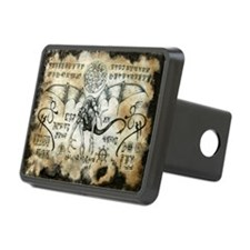 Dragon Runes Hitch Cover