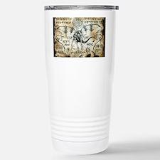 Dragon Runes Stainless Steel Travel Mug