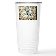 Dragon Runes Travel Mug