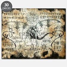 Dragon Runes Puzzle