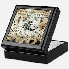 Dragon Runes Keepsake Box
