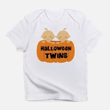 Halloween Twins Infant T-Shirt