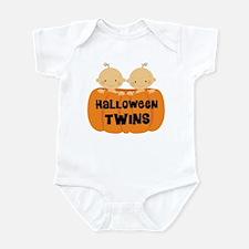 Halloween Twins Infant Bodysuit